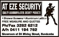 * Shower Screens * Aluminium Lattice FREE MEASURE AND QUOTES Ph/Fax 3282 6212 A/h 0411 194 762 Sh...