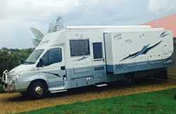 2012 Paradise Ultra Independence. As new. Iveco diesel. 35,000 kms Iveco diesel automatic / manua...