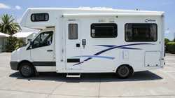 2011 RV Ceduna Turbo diesel, auto, sleeps 6, A/C, solar panel, perfect cond. only 47,600 Kms $38,...