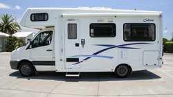 2011 RV Ceduna Turbo diesel, auto, sleeps 6, A/C, solar panel, perfect cond. only 47,600 Kms $38,...