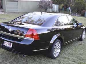 Luxury Holden Caprice