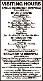 TOOWOOMBA HOUSE ADVERTISING