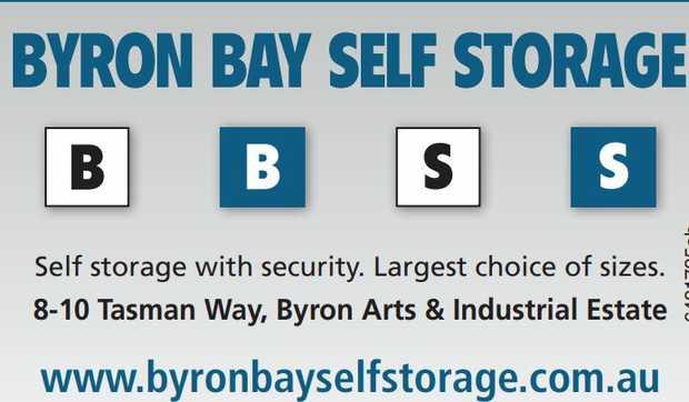 Byron Bay Self Storage B S S Self storage with security. Largest choice of sizes. 8-10 Tasman Way...