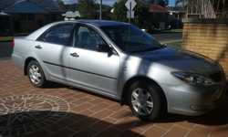 Toyota Camry Altise 2004. good condition, regularly serviced. reliable. $2,800. Ph: 0428814644