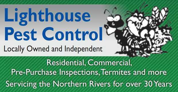 Lighthouse Pest Control Locally Owned and Independent Ph: 6685 6061 Mob: 0414 808 073 www.lightho...