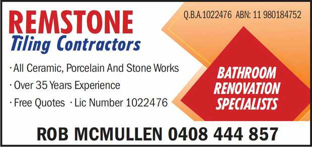 Q.B.A.1022476 | ABN: 11 980184752