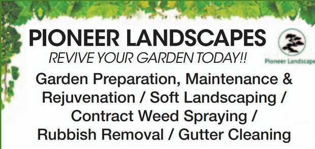 REVIVE YOUR GARDEN TODAY!!