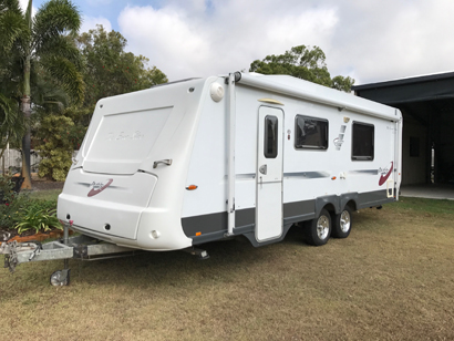 2007 AVAN EURO STAR 685, full annex, new awn, Q/bed, 3-way fridge 175L, gas stove, grill, oven, 1...
