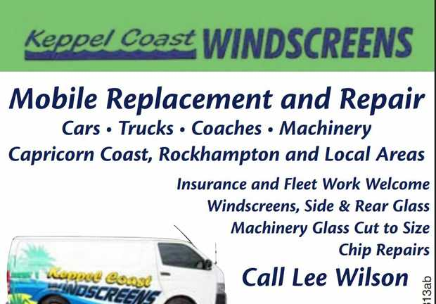 Keppel Coast Windscreens is your local car/ vehicle repair and maintenance service in Yeppon, Que...