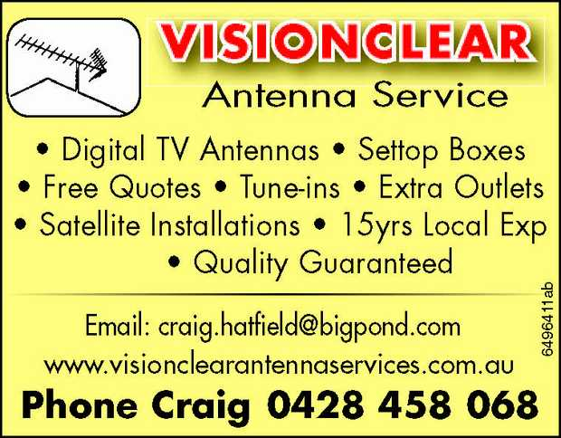 * Digital TV Antennas 