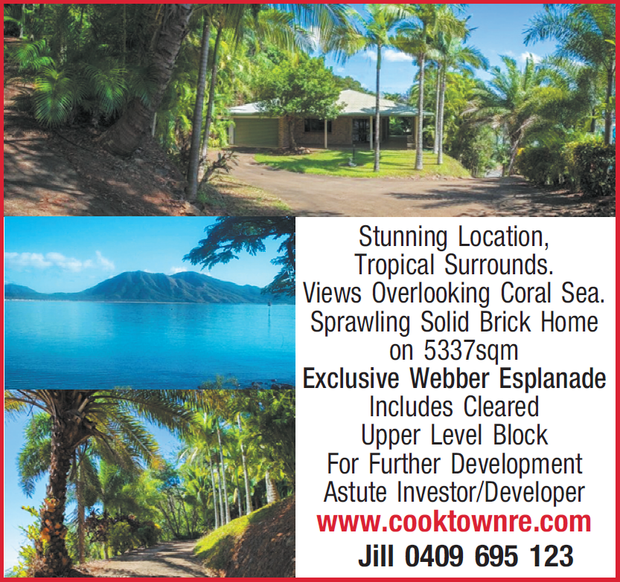 Stunning Location, Tropical Surrounds.