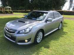 SUBARU Liberty GT Premium,