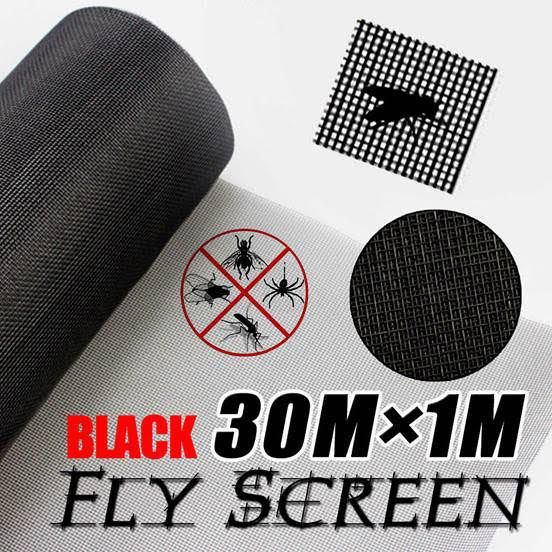 Fly Screen Lock Replacement