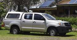 Roadworthy cert., good condition, 276000km Reg. till Dec. Full service book. Diesel.