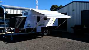 2014 Jayco Expanda Pop top