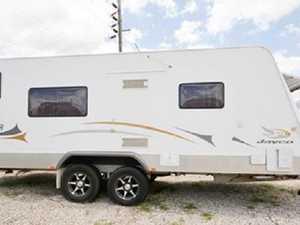 JAYCO 21ft Caravan