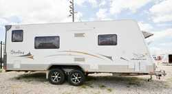 JAYCO 21ft Caravan, Fridge, Oven, 2008, Washer, Ibis Air Con, dinette, shower, toilet, gas connec...