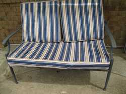 Two Seater Striped Cover