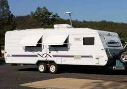 25FT Jayco, one owner, ens, w/m, tv/dvd, a/c, 3w frig, s/panels, 3 tanks, sat'  upgrad...