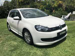 2012 Volkswagen Golf Hatchback