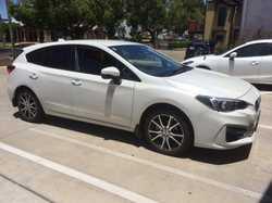 SUBARU Impreza MY17,  2lt,  auto,  CVT,  alloys,  premium seat...