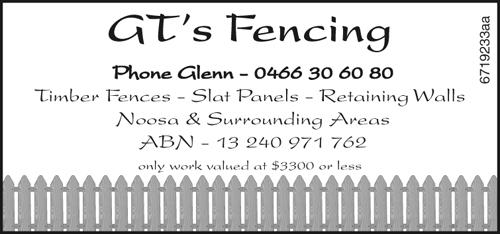 Phone Glenn - 0466 30 60 80    Timber Fences  Slat Panels  Retaining Walls...