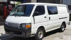 Toyota Hiace Van, 100 Series.