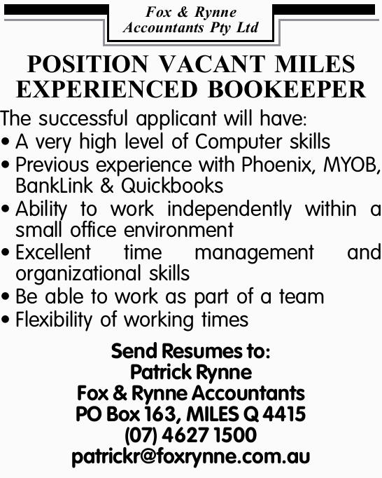 Fox & Rynne Accountants Pty Ltd
