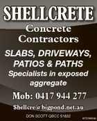 SHELLCRETE