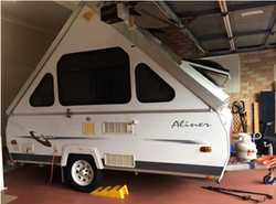 AVAN ALINER 2004,    Always garaged,  excel. cond.and well maintained  microwave...