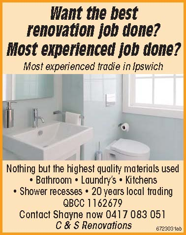 Want the best