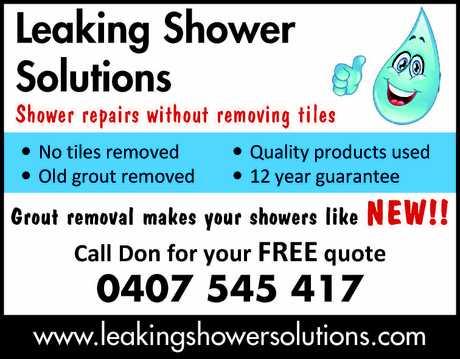 """<p align=""""LEFT"""" dir=""""LTR""""> <span lang=""""EN-AU"""">Shower repairs without removing tiles </span> </p>"""