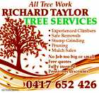RICHARD TAYLOR TREE SERVICES