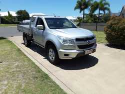 Holden Colorado 2012. GR XL, Auto, 124,000 km's. Log books. Large Alum tray. Excel Con, Burrum H...