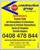 ONE STOP CONSTRUCTION GROUP