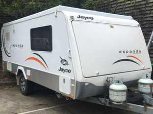 Jayco Expanda 2012