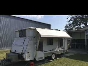 2006 Excell 511 Coromal pop top caravan