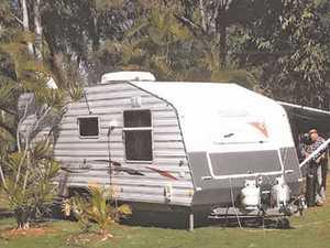 CONCEPT 20ft Caravan