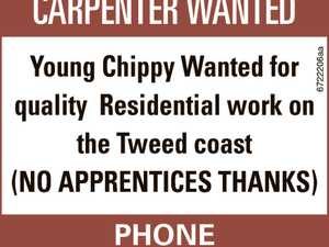 YOUNG CHIPPY WANTED