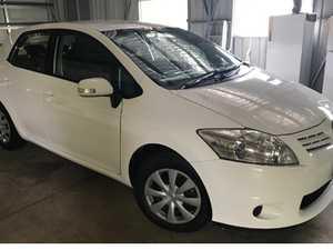 Toyota Corolla Accent