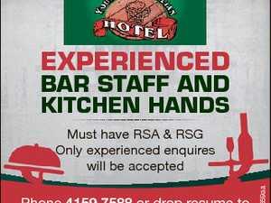 Just kitchen hand jobs bundaberg that can