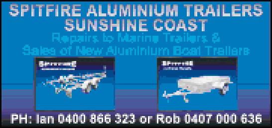 Repairs to Marine Trailers & Sales of New Aluminium Boat Trailers  PHONE: Ian 0400 866 32...