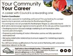 Do you have a passion for marketing and tourism? Are you looking for a unique opportunity to pr...