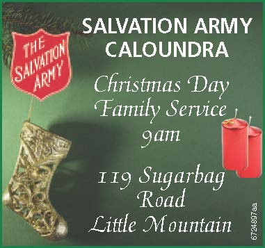 SALVATION ARMY CALOUNDRA