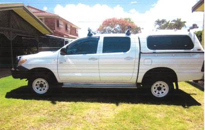 07 TOYOTA HILUX Dual cab, $20,000 ono, 198,000 kms, RWC, rego 10/18, man, A/C, diesel, t/bar, b/b...
