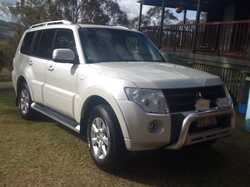 RX limited addition Pearl White, Diesel, auto, 9 months rego, Brand New Tyres, 7 seater, electric wi...