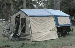 CAMPER Trailer 6x4