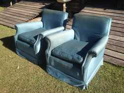 Two chairs @ $100.00 each