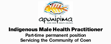 Part-time permanent position Servicing the Community of Coen