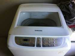 Garage sale - Everything  must go. Variety of household goods.   Washing machine, chest freezer,  Cu...